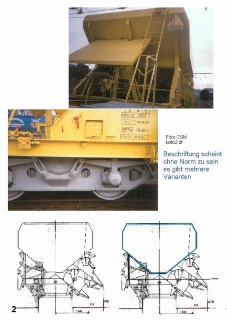 Bauberichte vor 2006  Talbo410