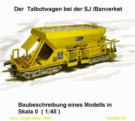 Bauberichte vor 2006  Talbo510
