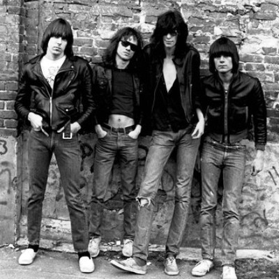 Le Bédéphage Music Hall of Fame Ramone10