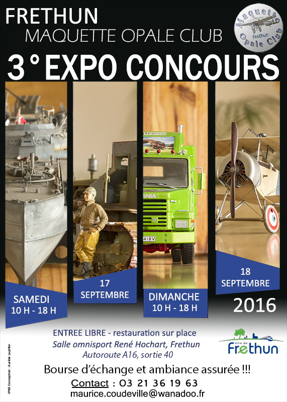 Exposition Maquettes Affich10