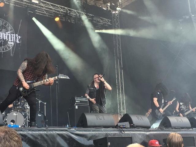 Gefle Festival - Gävle (Sweden) July 16 - 2016 Band12