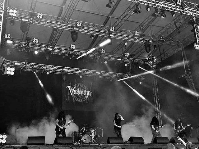 Gefle Festival - Gävle (Sweden) July 16 - 2016 Band13