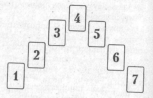Расклад Пирамида Hn1ino10