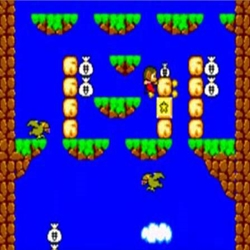Alex Kidd in Miracle World   ( master system ) 41010