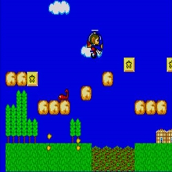 Alex Kidd in Miracle World   ( master system ) Gfs_4013