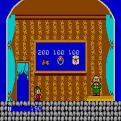 Alex Kidd in Miracle World   ( master system ) Images11