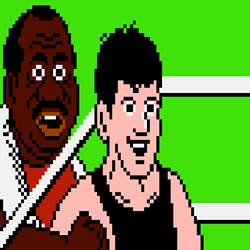 Mike Tyson's Punch-Out ( Nes ) Little10