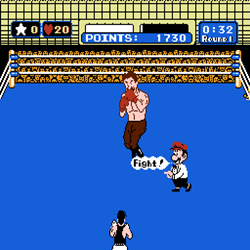 Mike Tyson's Punch-Out ( Nes ) Mike-t10