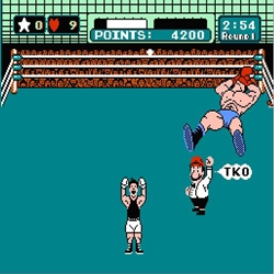 Mike Tyson's Punch-Out ( Nes ) Mike_t11