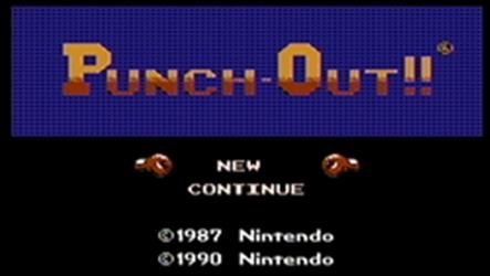 Mike Tyson's Punch-Out ( Nes ) Titre10
