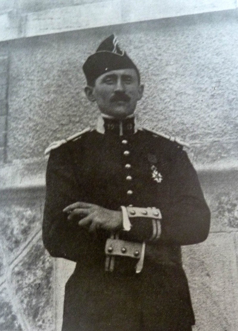 Premier chevalier de la Légion d'Honneur lors de la Grande Guerre P1160416