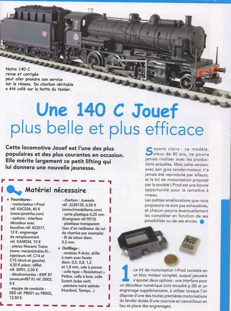 kits de remotorisation pour anciennes JOUEF 140c_a15