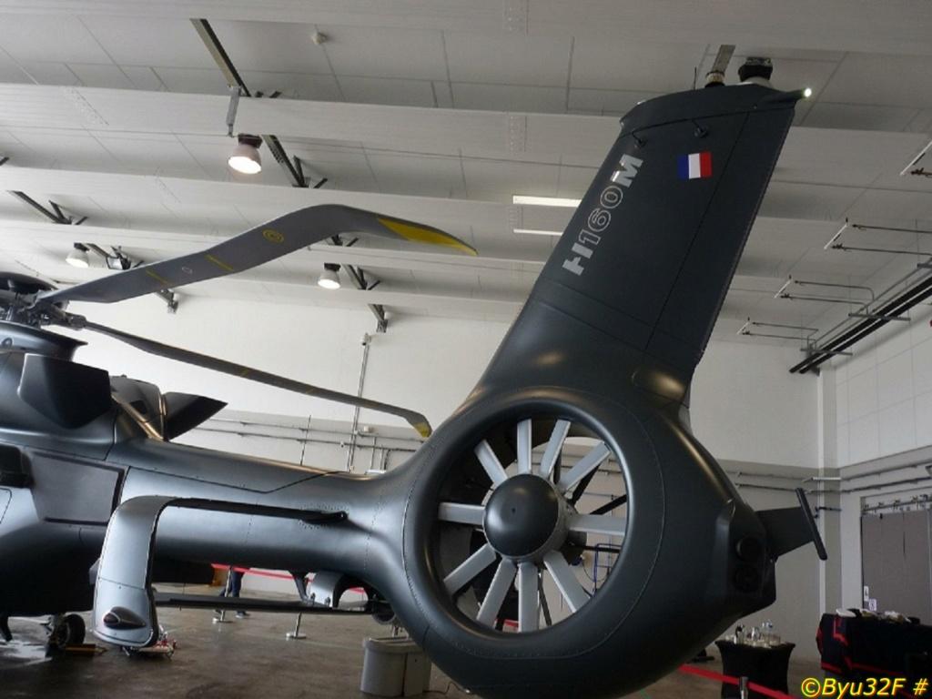 """[ Aéronavale divers ] Le H160 version """"Marine"""". P1060038"""