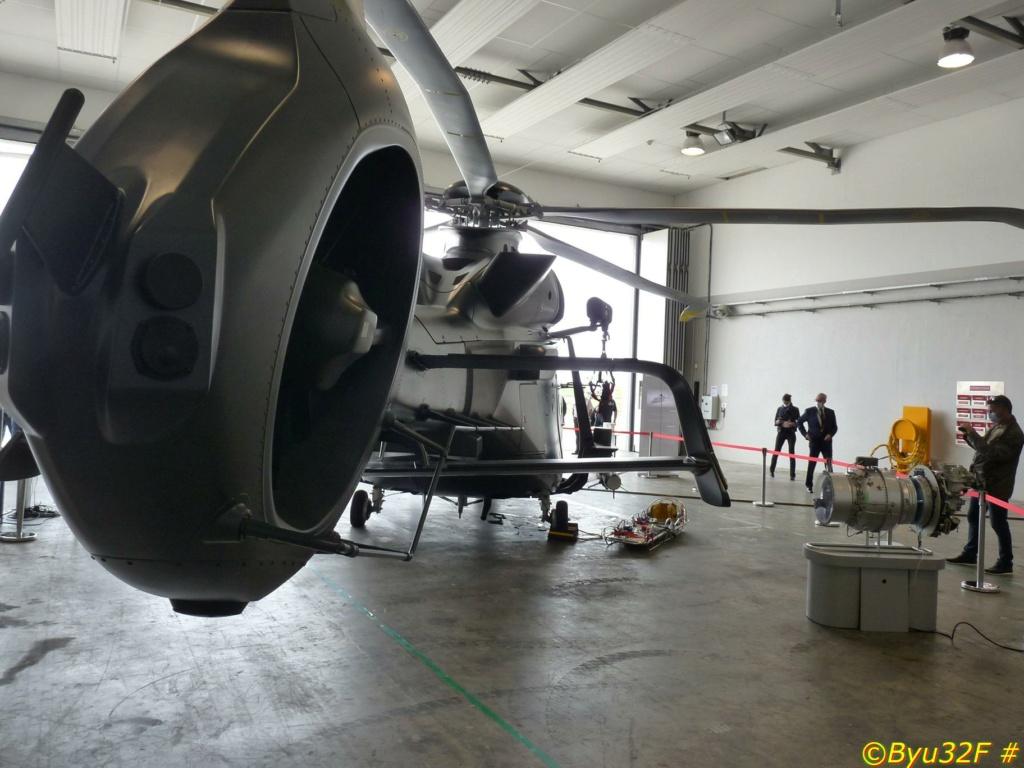 """[ Aéronavale divers ] Le H160 version """"Marine"""". P1060041"""