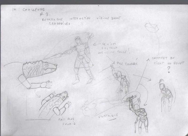 IM challenge #7 [Lazu] La vieille folle des marais qui éleve des crocodiles Bscn4414