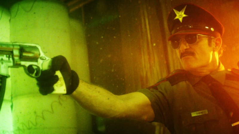 Officer Downe Office10