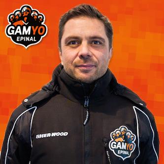 Stéphane Barin (coach principal) Barin-10