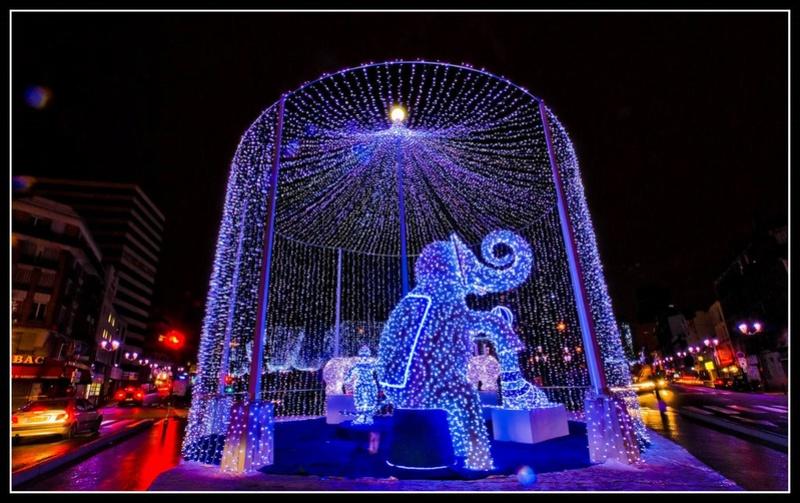 Les illuminations de Noël pour les fêtes 2.015   2.016 ! - Page 9 62442610