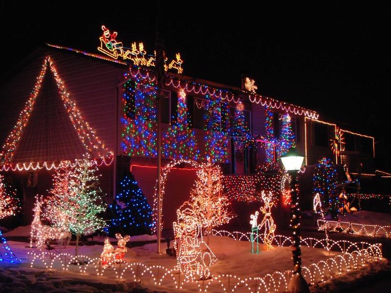 Les illuminations de Noël pour les fêtes 2.015   2.016 ! - Page 9 Dsc06011