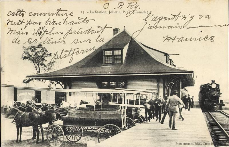 Cartes postales ville,villagescpa par odre alphabétique. - Page 11 Gare-d10