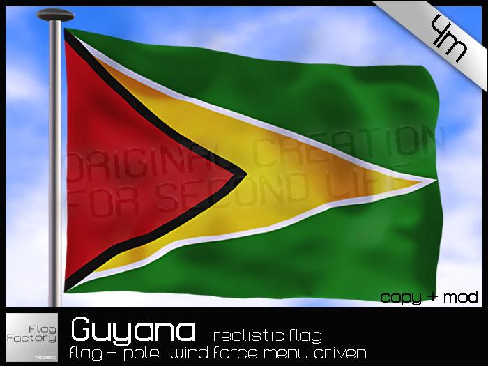Les Drapeaux......... - Page 9 Guyana10