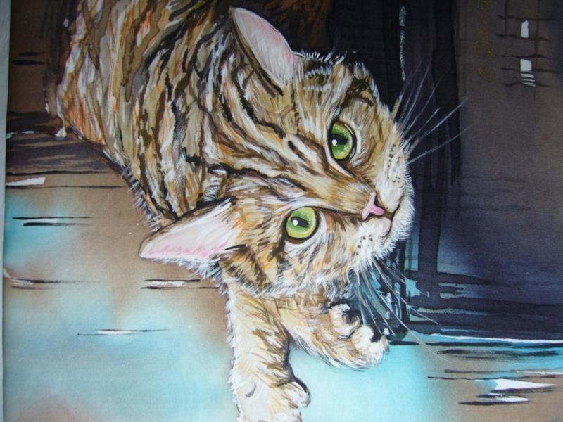 Les chats - Page 13 Peintu23