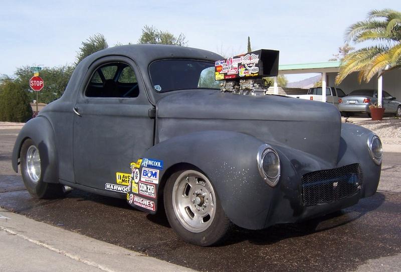 Basé sur l'ordre alphabétique, des noms de voitures, camions, dragsters, vélos, motos, tracteurs, bref tout ce qui roule !... - Page 33 Tucson10