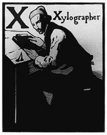 Anciens métiers par ordre alphabétique. - Page 10 Woodcu11