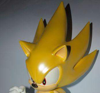 [Présentation] Statuette en Résine Modern Super Sonic Exclusive par First4Figures 110