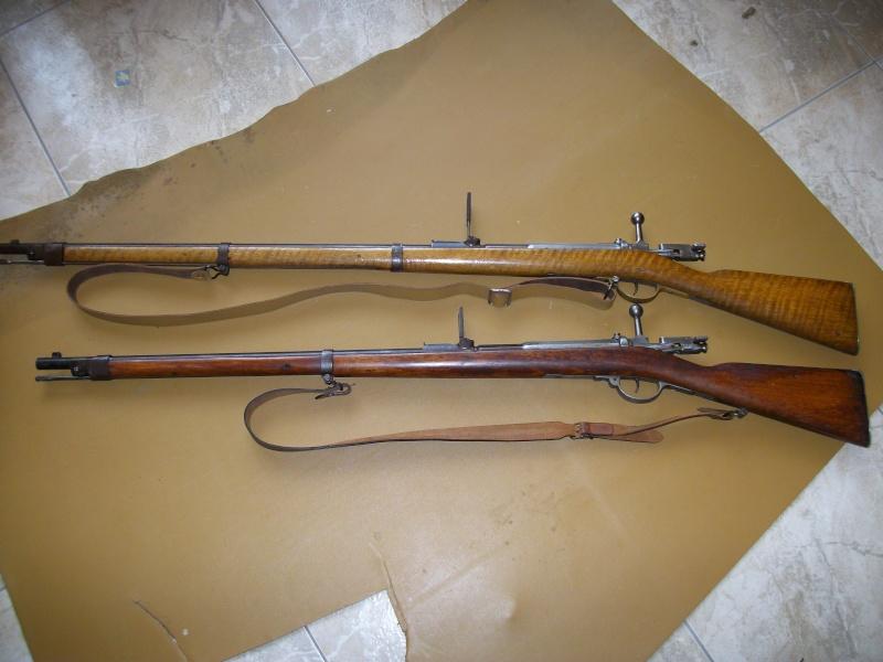 Quelques engins ayant fait leurs temps Mauser10
