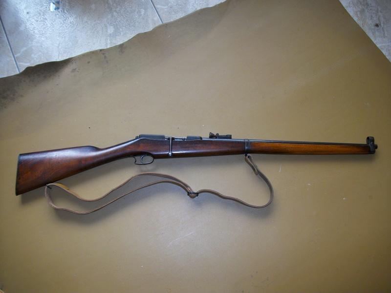 Carabine inconue (Objet Tirant Non Identifié...) Nation13