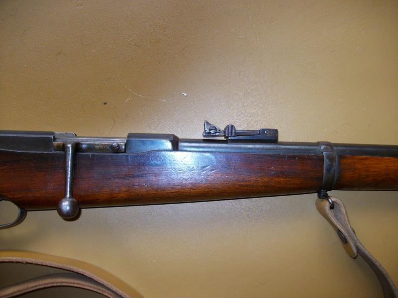Carabine inconue (Objet Tirant Non Identifié...) Nation15
