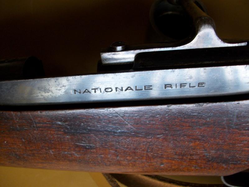 Carabine inconue (Objet Tirant Non Identifié...) Nation16
