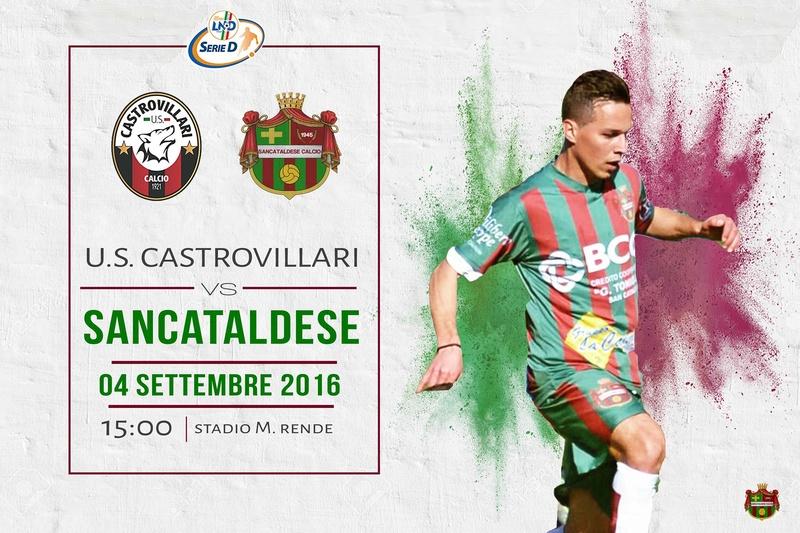 Campionato 1°giornata: castrovillari - SANCATALDESE 2-2 14138110