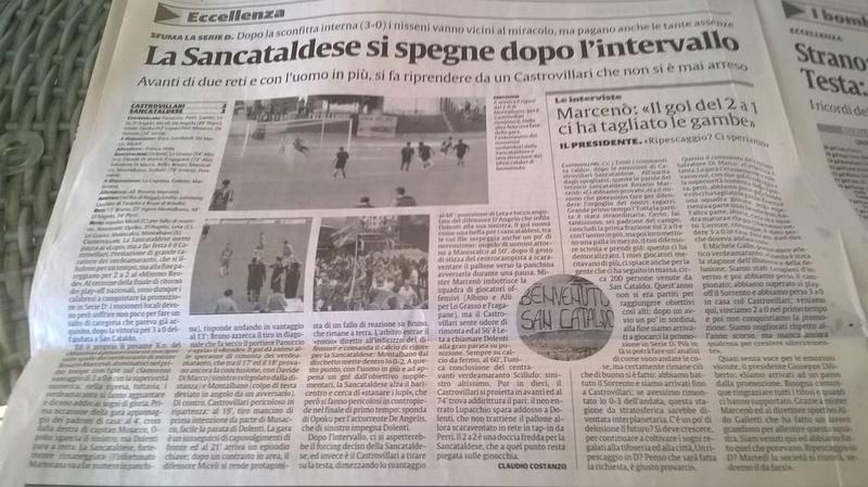 Finale ritorno nazionale: castrovillari - Sancataldese 2-2 Img-2013