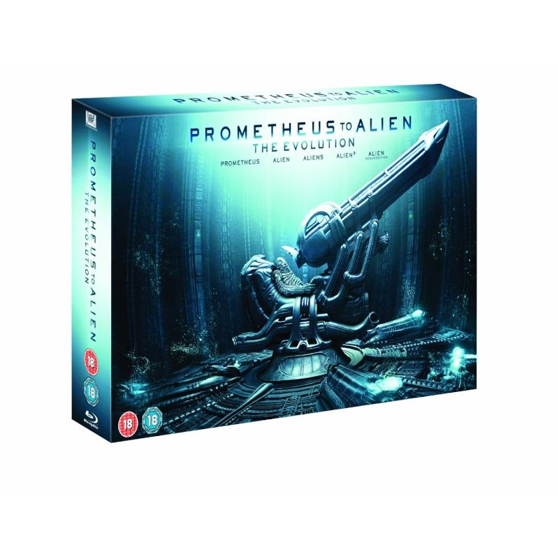 Evolution : De Alien à Prometheus 03/10/12 9 disques 916ccr11