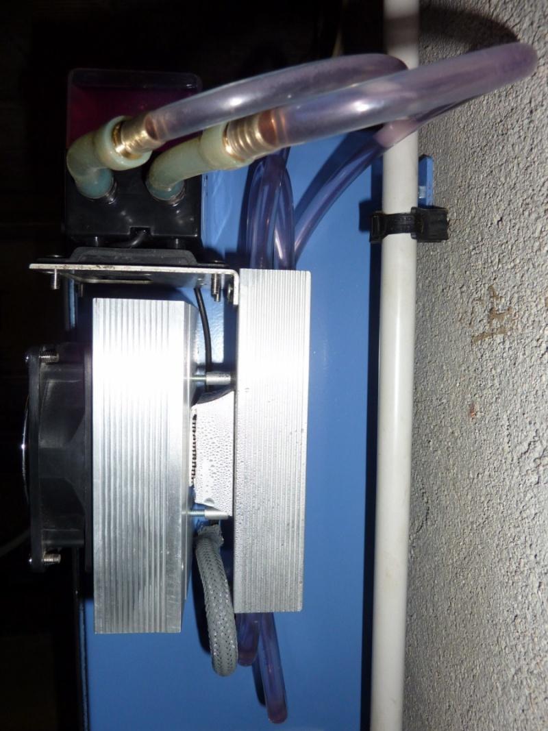 Système de refroidissement de broche water cooled  P1040318