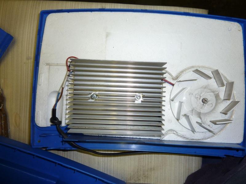 Système de refroidissement de broche water cooled  P1040321