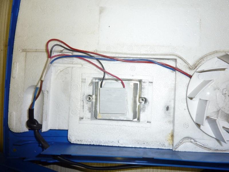 Système de refroidissement de broche water cooled  P1040322