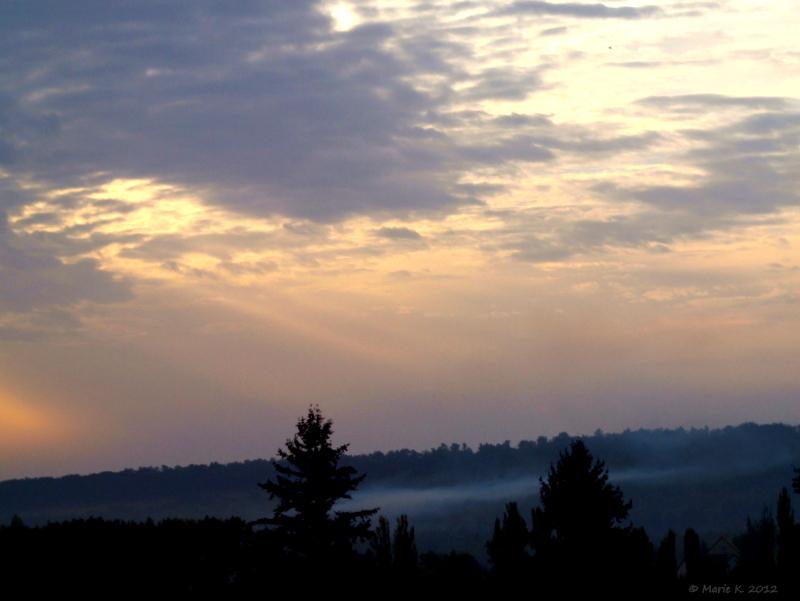 lever, nuages et brumes ! Pa223512