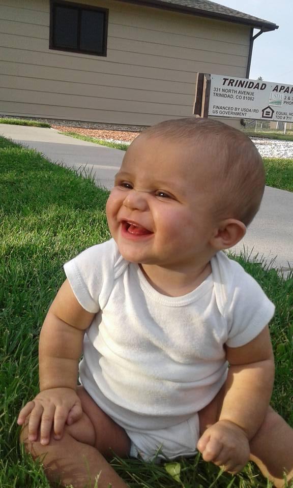 My granddaughter Image13