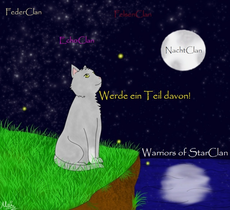 Warriors of StarClan - RPGs