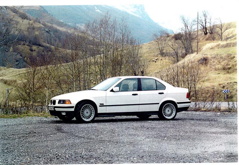 Une de mes anciennes BMW Bm10