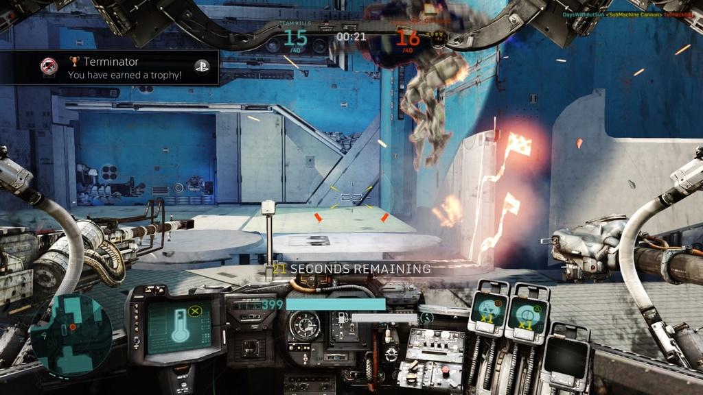 PlayStation Screenshots (PS3/PS4) Hawken10