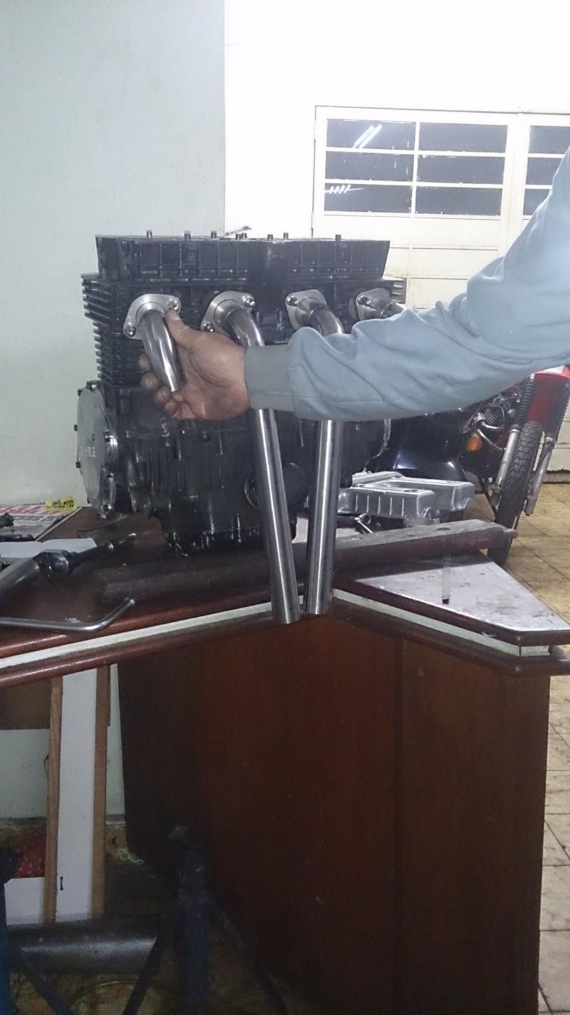 ESCAPAMENTO CBX 750 EM INOX Dsc_0011