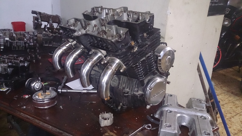 ESCAPAMENTO CBX 750 EM INOX Dsc_0014