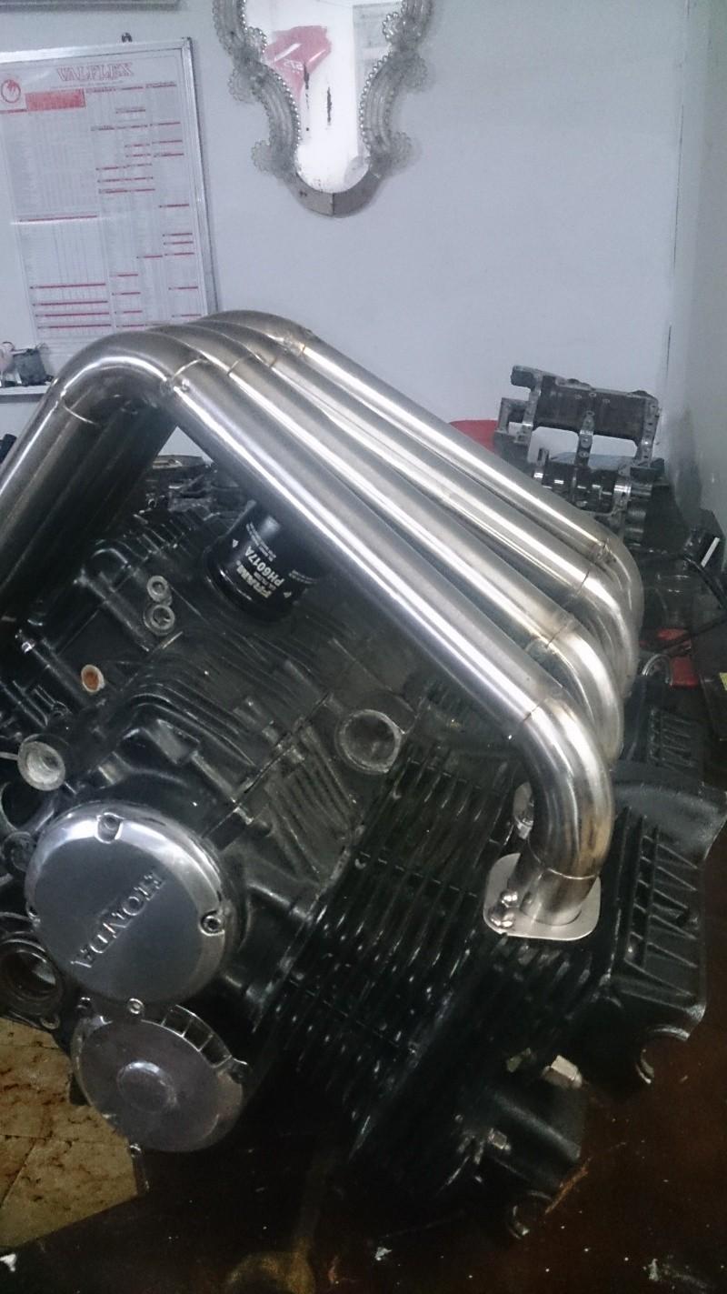 ESCAPAMENTO CBX 750 EM INOX Dsc_0043
