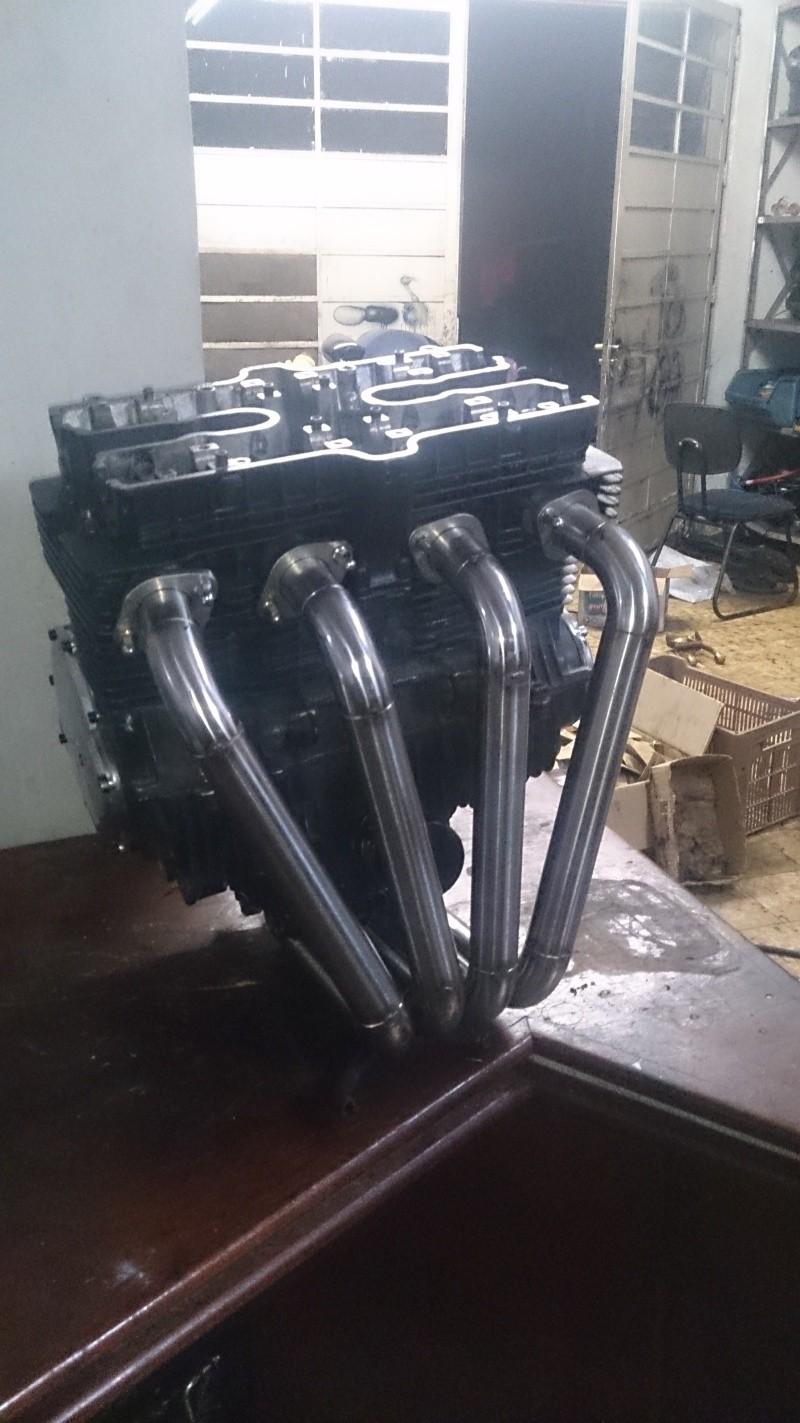 ESCAPAMENTO CBX 750 EM INOX Dsc_0045
