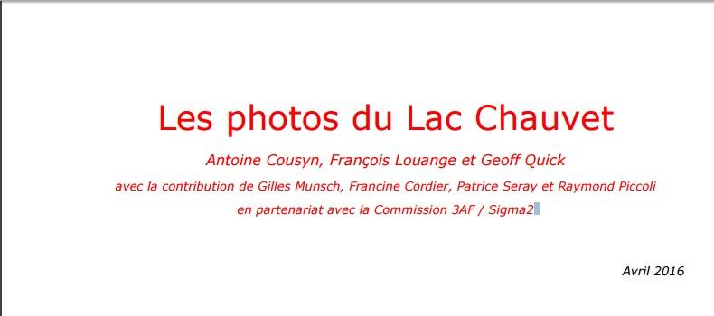 Les photographies du Lac Chauvet  - Page 39 Sans_t11