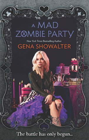 Chroniques de Zombieland - Tome 4 : Zombie Party de Gena Showalter A_mad10